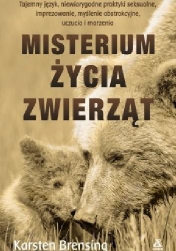 Okładka książki Misterium życia zwierząt