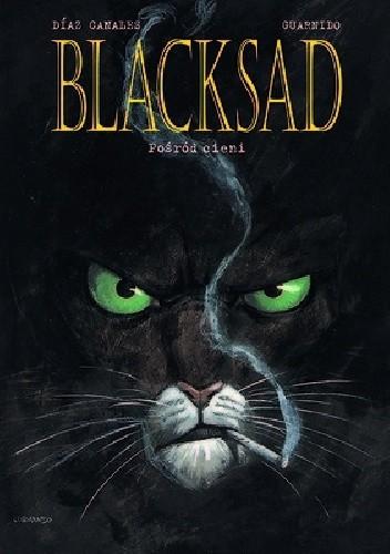 Okładka książki Blacksad: Pośród cieni