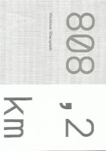 Okładka książki 808,2 km