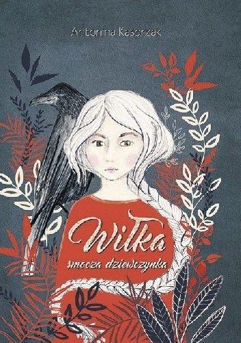 Okładka książki Wiłka smocza dziewczynka