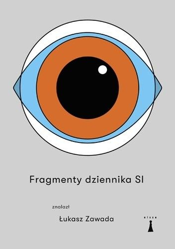 Okładka książki Fragmenty dziennika SI