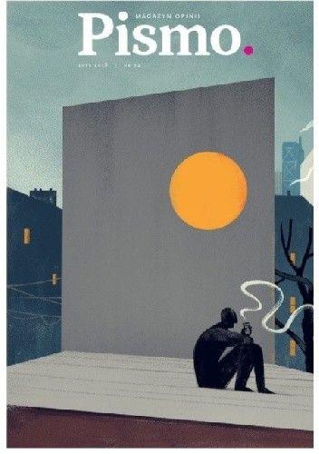 Okładka książki Pismo. Magazyn opinii, nr 2 / luty 2018