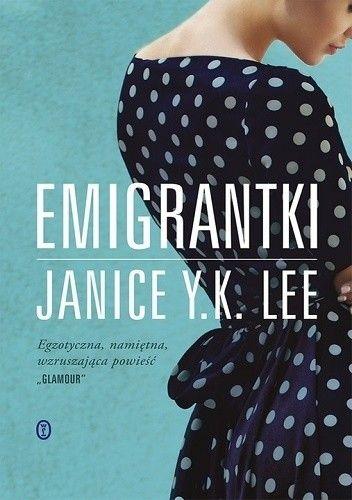 Okładka książki Emigrantki