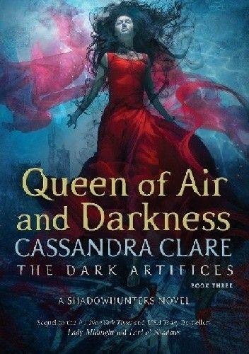 Okładka książki Królowa powietrza i ciemności