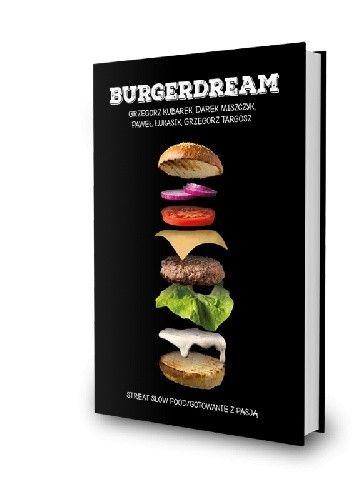 Okładka książki Burgerdream