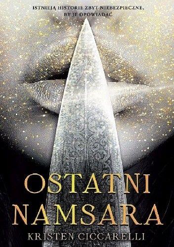 Okładka książki Ostatni Namsara