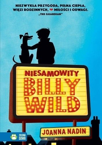 Okładka książki Niesamowity Billy Wild