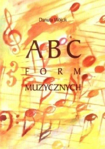 Okładka książki ABC form muzycznych