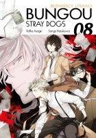 Bungou Stray Dogs - Bezpańscy Literaci #8