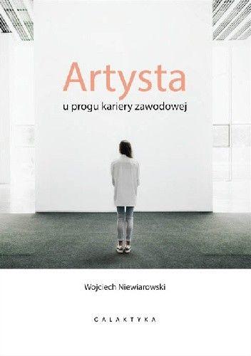 Okładka książki Artysta u progu kariery zawodowej