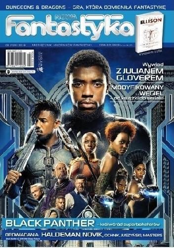 Okładka książki Nowa Fantastyka 425 (02/2018)