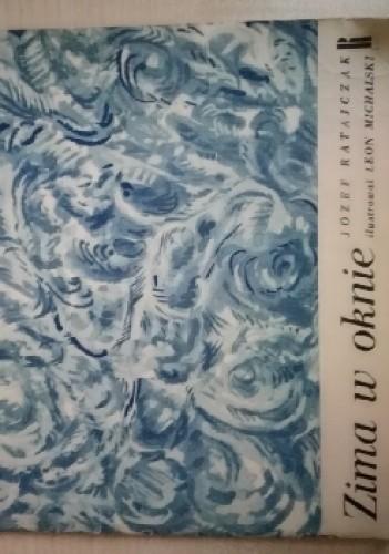 Okładka książki Zima w oknie
