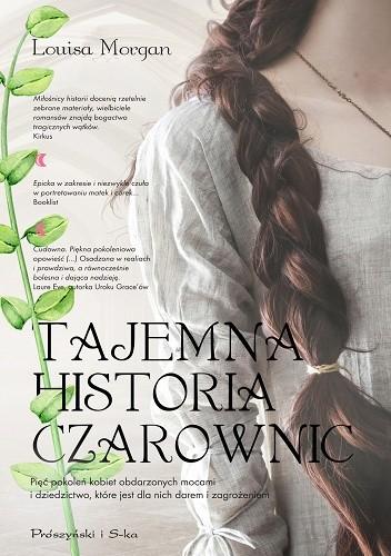 Okładka książki Tajemna historia czarownic