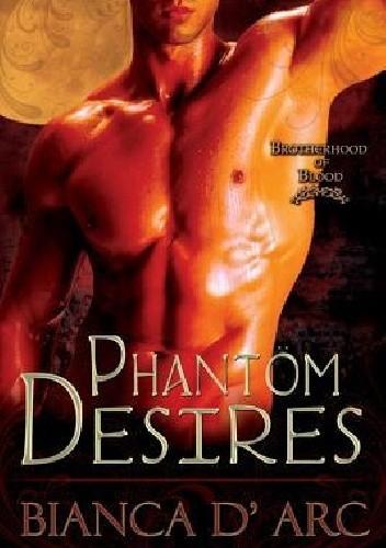 Okładka książki Phantom Desires