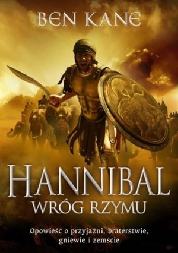 Okładka książki Hannibal. Wróg Rzymu