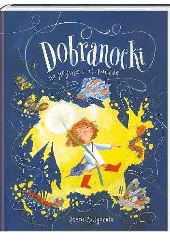 Okładka książki Dobranocki na pogodę i niepogodę