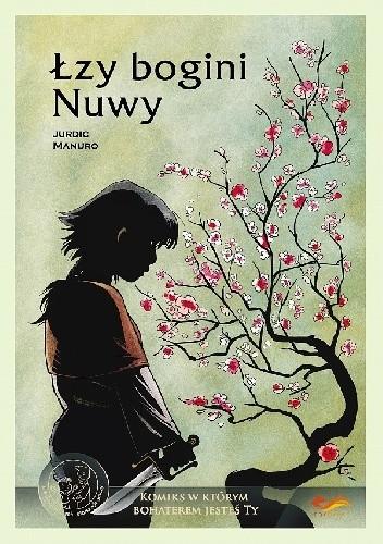 Okładka książki Łzy bogini Nuwy