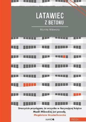 Okładka książki Latawiec z betonu