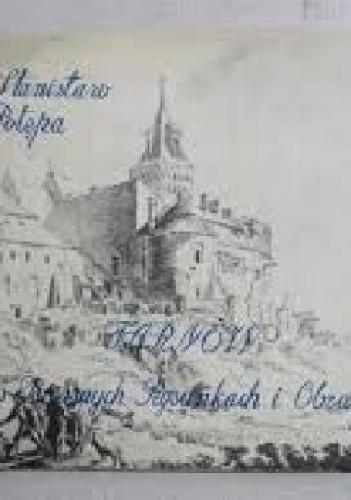 Okładka książki Tarnów w dawnych rysunkach i obrazach