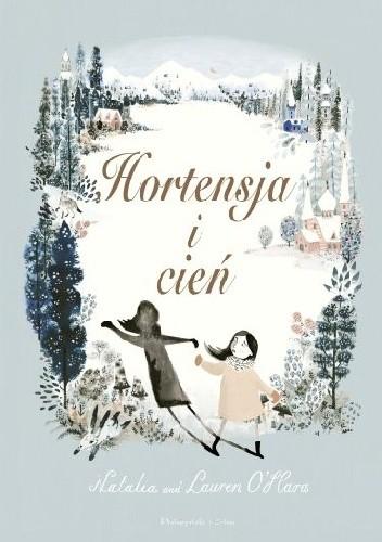 Okładka książki Hortensja i cień