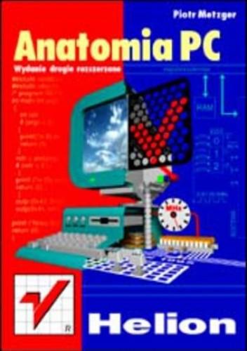 Okładka książki Anatomia PC. Wydanie II