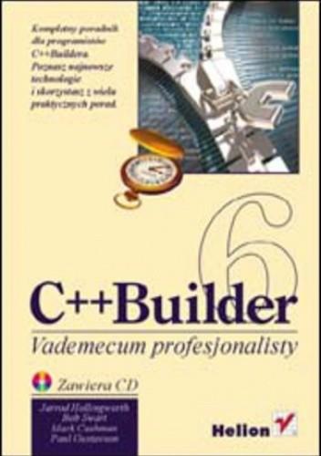 Okładka książki C++ Builder 6. Vademecum profesjonalisty