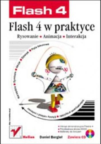 Okładka książki Flash 4 w praktyce