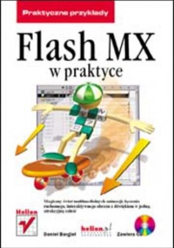 Okładka książki Flash MX w praktyce