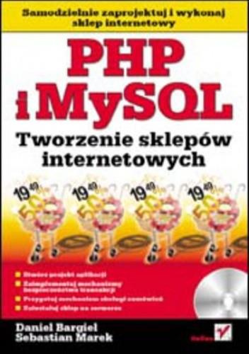 Okładka książki PHP i MySQL. Tworzenie sklepów internetowych