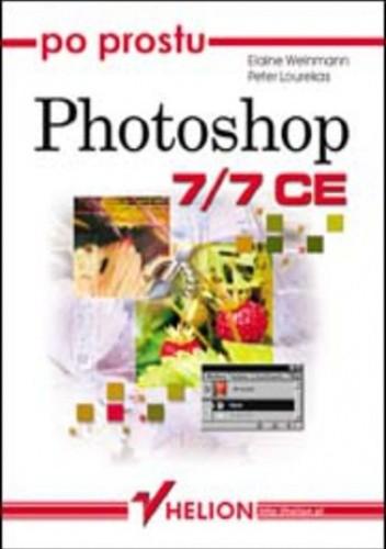 Okładka książki Po prostu Photoshop 7/7 CE