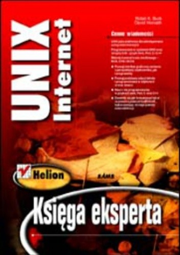 Okładka książki UNIX - Internet. Księga eksperta