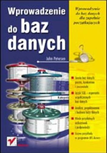Okładka książki Wprowadzenie do baz danych