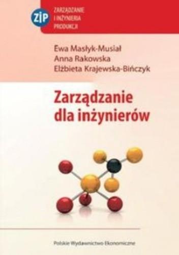 Okładka książki Zarządzanie dla inżynierów