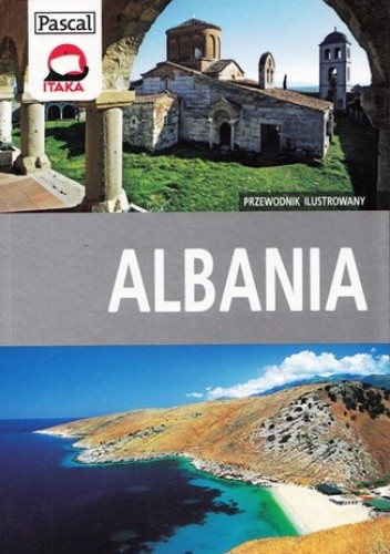 Okładka książki Albania. Przewodnik ilustrowany Pascal