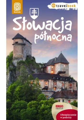 Okładka książki Słowacja północna. Travelbook. Wydanie 1