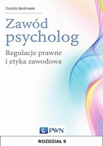 Okładka książki Zawód psycholog. Rozdział 9