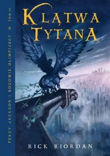 Okładka książki Klątwa Tytana