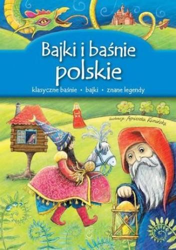 Okładka książki Bajki i baśnie polskie