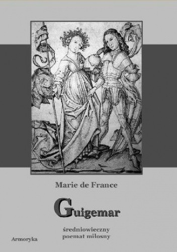 Okładka książki Guigemar