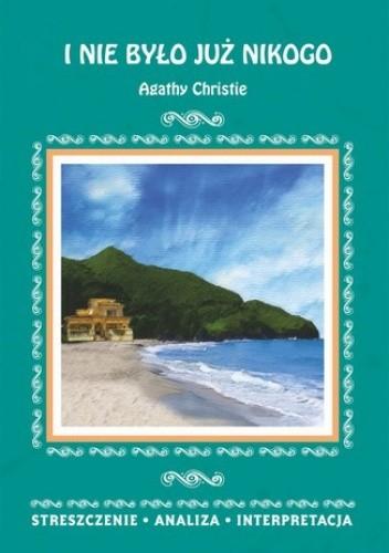 Okładka książki I nie było już nikogo Agathy Christie