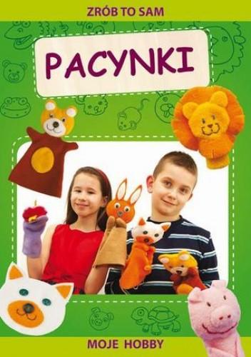 Okładka książki Pacynki