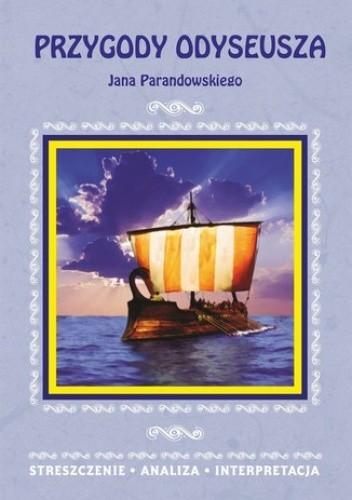 Okładka książki Przygody Odyseusza Jana Parandowskiego