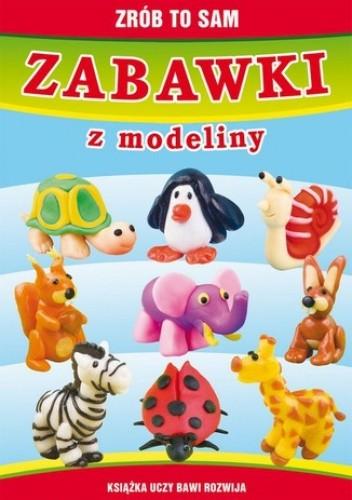 Okładka książki Zabawki z modeliny