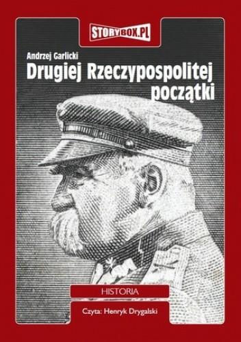 Okładka książki Drugiej Rzeczypospolitej początki