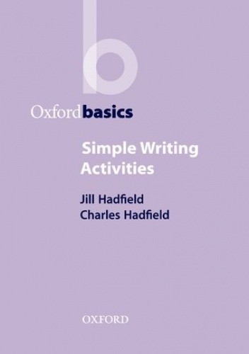 Okładka książki Simple Writing Activities - Oxford Basics