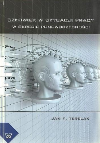 Okładka książki Człowiek w sytuacji pracy w okresie ponowoczesności