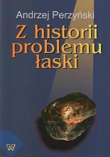 Okładka książki Z historii problemu łaski