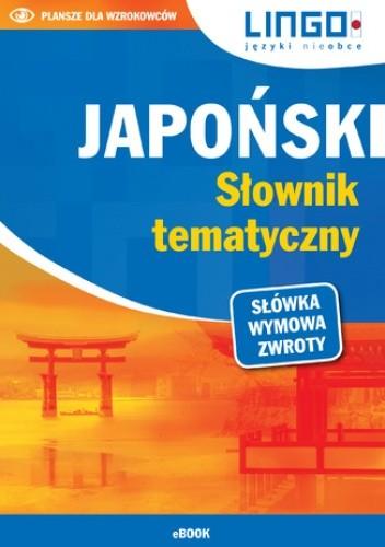 Okładka książki Japoński. Słownik tematyczny