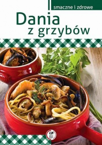 Okładka książki Dania z grzybów