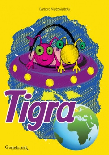 Okładka książki Tigra